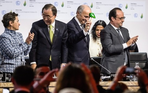 Paris hosts international climate talks