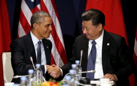 "China and United States plan to ""go green"""