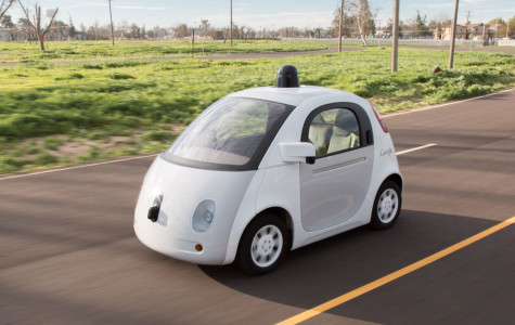 Google's self-driving car project is underway