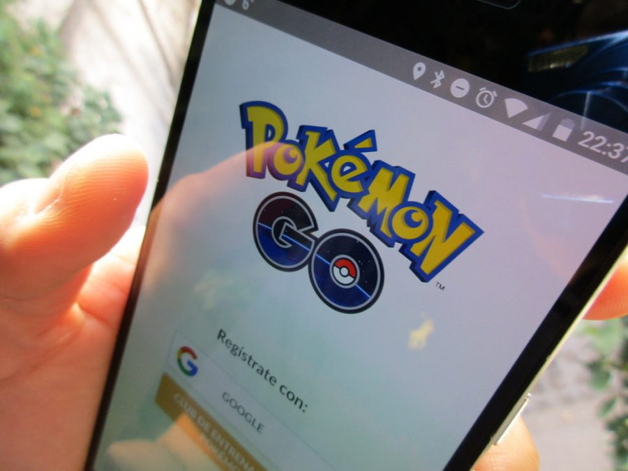 Pokémon Go takes world by storm