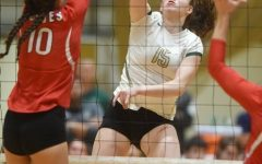 Championship run falls short for girls volleyball