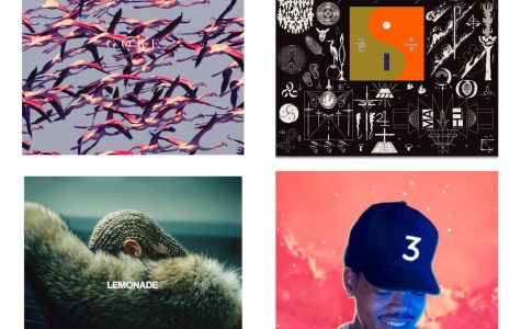 The top 10 albums of 2016