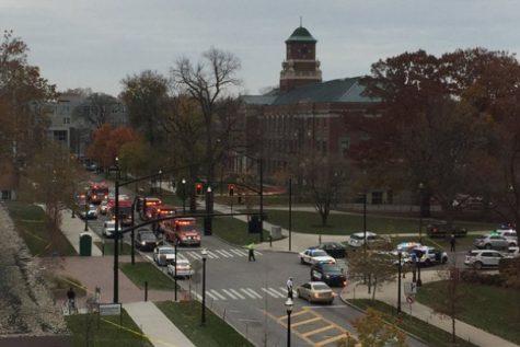 Stabbing on campus causes stir at Ohio State University