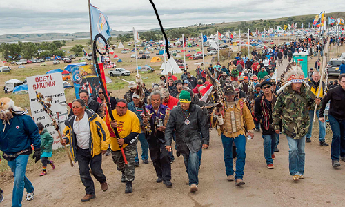 Column: Government should prevent the building of DAPL