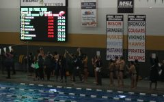 Boys swimming and diving gets sixth win against Barrington