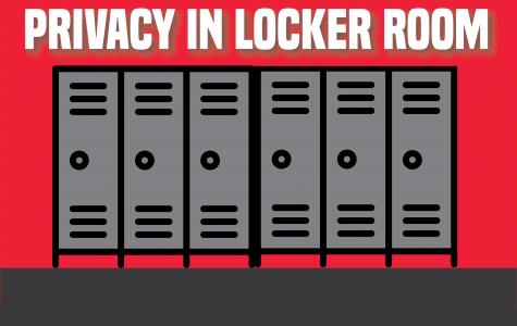 No social media in the locker room