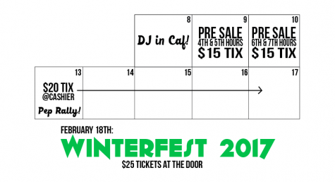 Second annual Winterfest event comes to Fremd