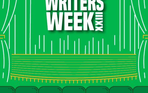 Behind the scenes at Writers Week
