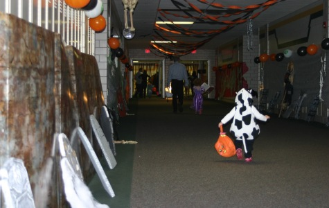 Student Council hosts annual Halloween Fest