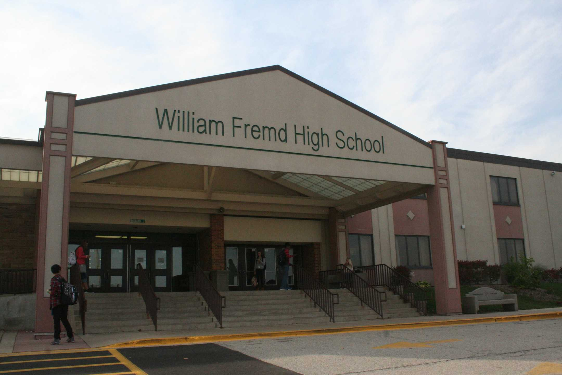 Fremd ranks 32 out of 708 schools, according to US News's release of 2014 Best High School Rankings.  Photo courtesy: Vibha Pandurangi