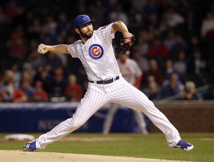 Cubs+ace+Jake+Arrieta+will+be+a+key+to+Chicago%27s+success+in+upcoming+years.