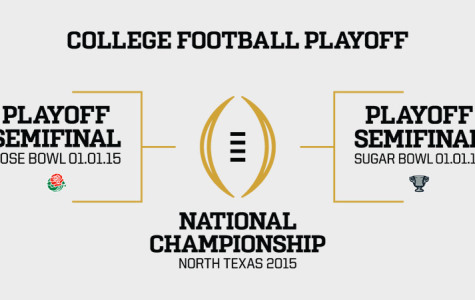 This years national champion will be decided by a playoff for the first time in history.