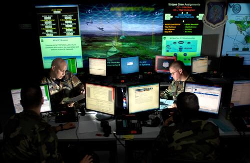 Cyber warfare poses global threat