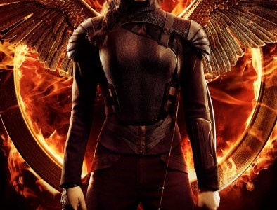 """Mockingjay: Part 1"" flies into the danger zone"