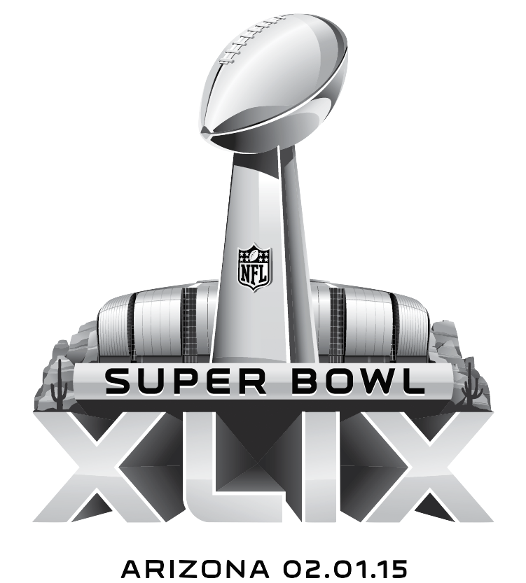 The New England Patriots and the Seattle Seahawks will meet in the year's biggest contest on Feb. 1 at 5:30 p.m.