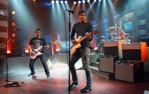 Blink-182 frontman Tom Delonge officially left the band on January 26. (Internet Photo)