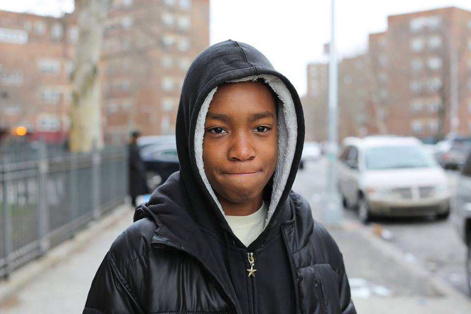 Photo courtesy of Humans of New York