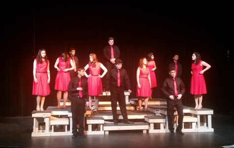 Group Interpretation and Contest Play prepare for sectionals