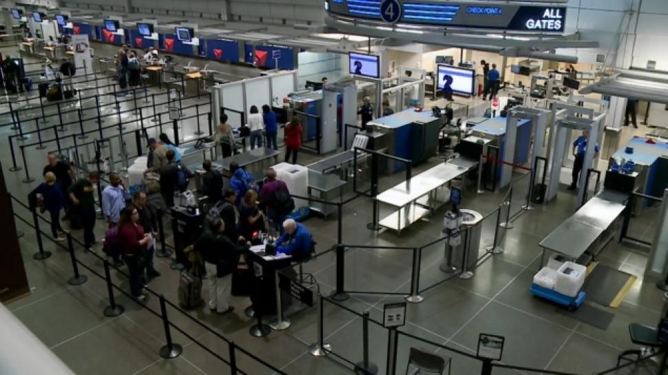 Although the TSA has its fair share of critics, the organization still works to ensure airline safety today (Internet Photo).