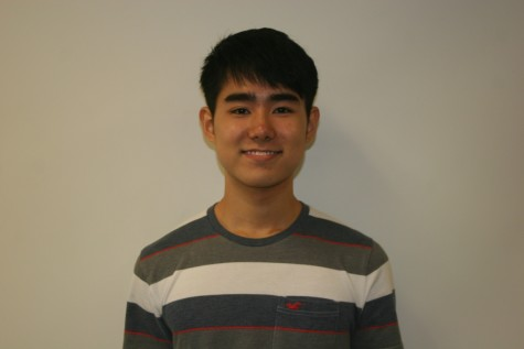 Photo of Andrew Hwang