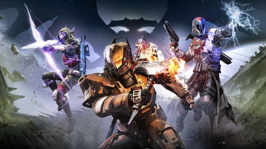 Destiny+becomes+legendary+with+its+new+expansion+The+Taken+King