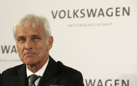 Volkswagen Caught Cheating on EPA Emissions Tests