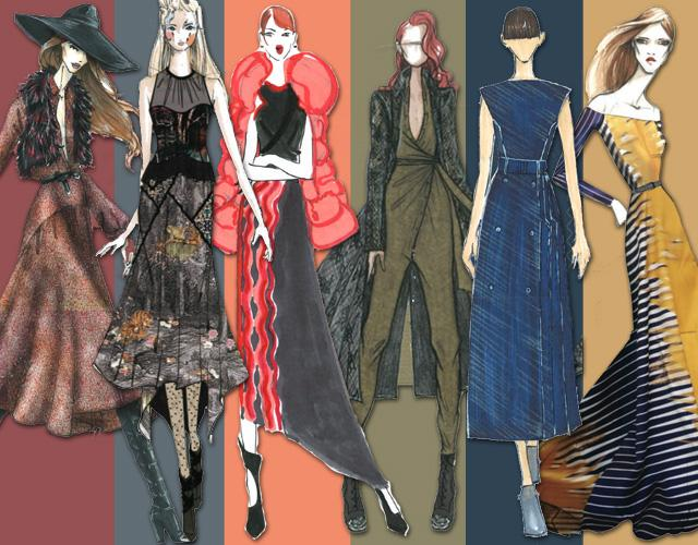 Picophiles Patone fall color trends of 2015