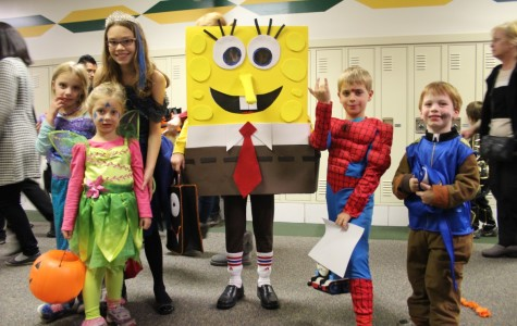 Fremd's annual Halloween Fest held by student council