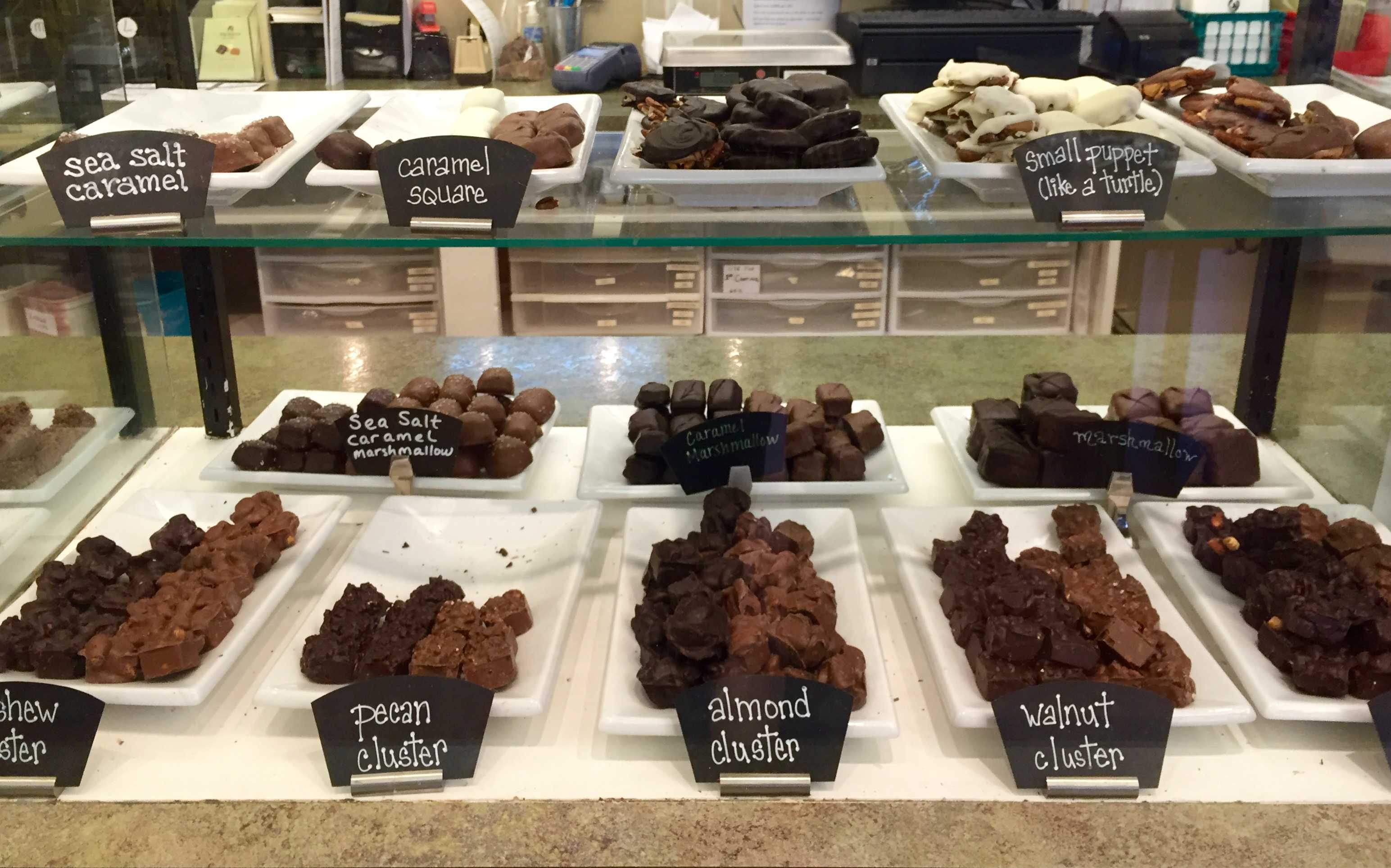 Morkes chocolate shop continues to remain successful after three ...