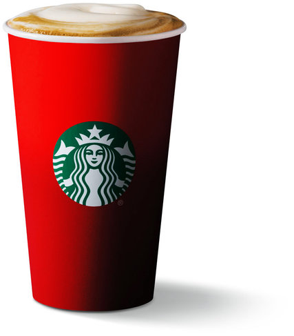 Following Starbuck's decision to make their holiday design a simple red cup, many have been criticizing this decision, but is this really a poor decision by Starbucks? (Internet photo)
