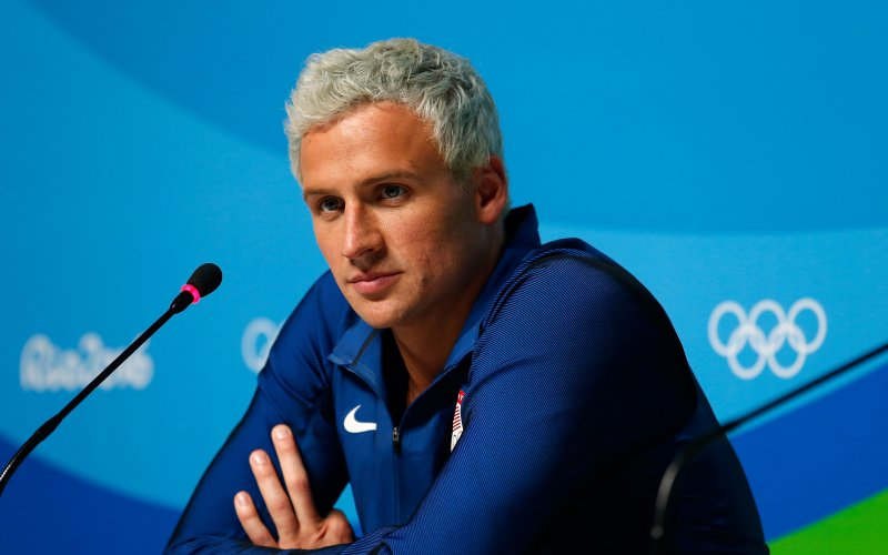 Lochte's scandal distracts from the Olympic games
