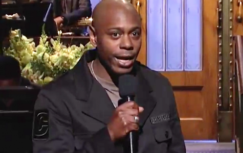 "Dave Chappelle brings the nation together in first post-election ""Saturday Night Live"""
