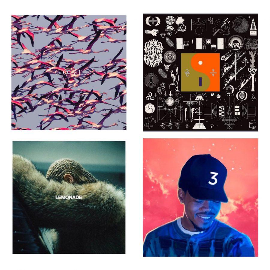 The+top+10+albums+of+2016