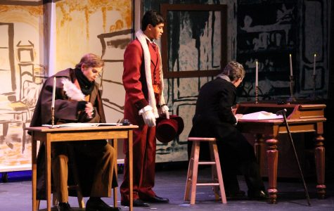 """A Christmas Carol"" spreads holiday cheer in first Viking Theatre winter play in 16 years"