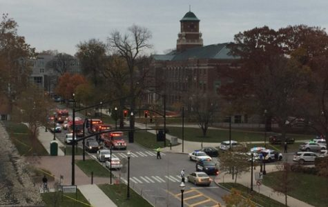 Stabbing on campus causes stir at Ohio State University