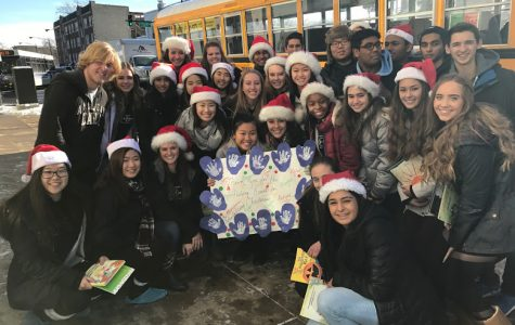 NHS continues holiday tradition of giving back