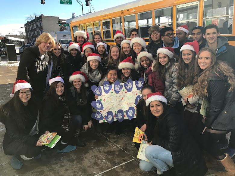 NHS+continues+holiday+tradition+of+giving+back