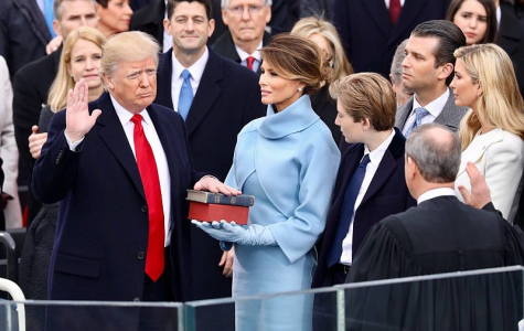 Trump's inauguration sparks mixed emotions