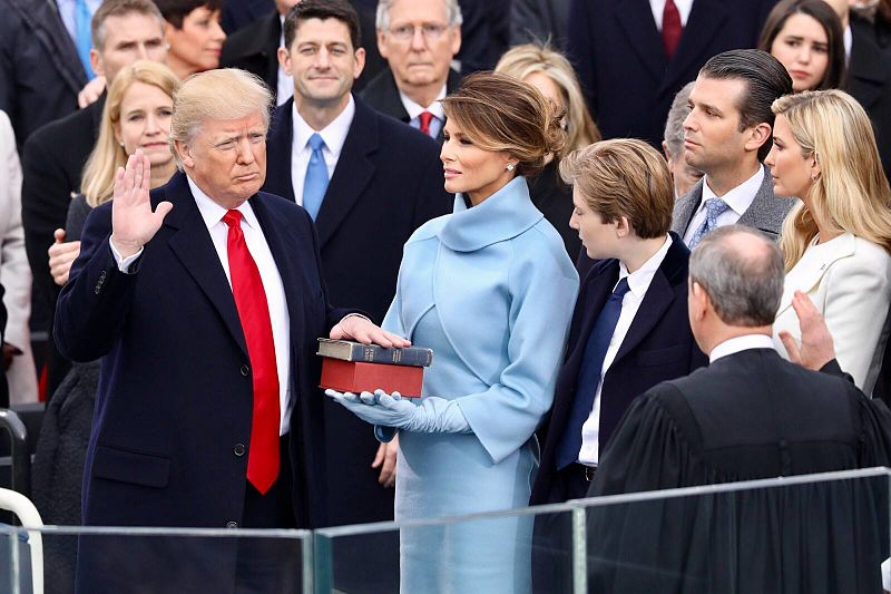 Trump%27s+inauguration+sparks+mixed+emotions