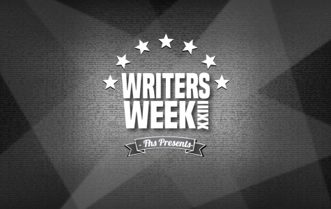 A glimpse into Writers Week XXIII