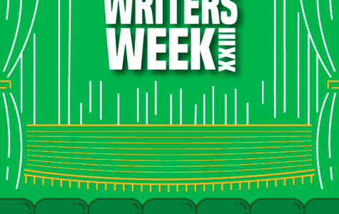 Behind the scenes at Writers Week
