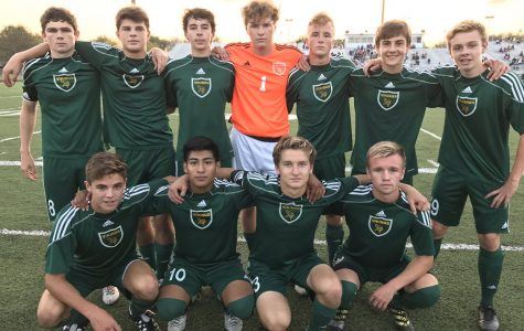 Boys soccer shuts out crosstown rival Palatine