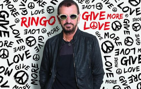 "Album review: Ringo Starr – ""Give More Love"""