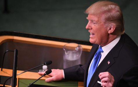 Trump's UN speech polarizes nation