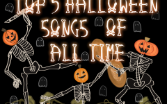 Top 5 Halloween songs of all time