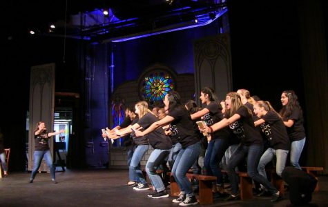 "Fall musical ""Sister Act"" generates energy and excitement"