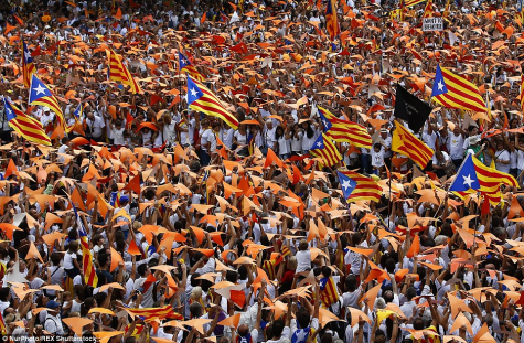 Spain and Catalonia's independence standoff