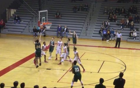Hopkins' stellar performance leads boys basketball to 62-43 win over Grant