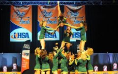 Cheer tops off impressive year at state