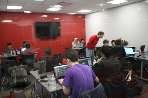 Coders unite at hackathon Code211